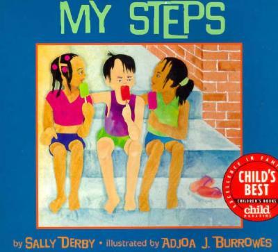 My Steps By Derby, Sally/ Burrowes, Adjoa J. (ILT)